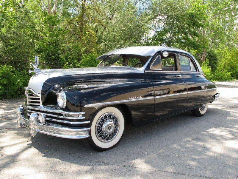 1950 Packard | 1950 Packard, Straight Eight 11th Series 17,750.00 ...