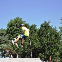 BMX-kicks - Dag 4&5 # 9+10.7.2015 – Jeugdraad Ham