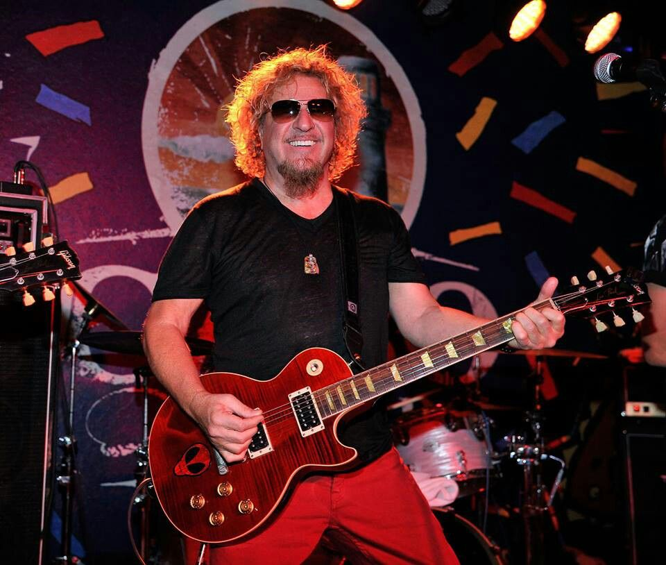 the red rocker sammy hagar sammy hagar pinterest sammy rh pinterest com