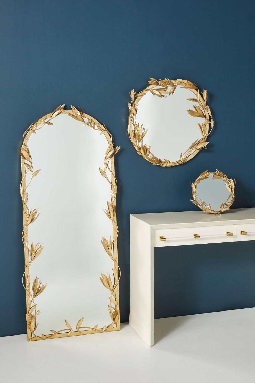 Hannah Mirror Wall Mirror Decor Living Room Wall Decor Lights Mirror Wall Decor