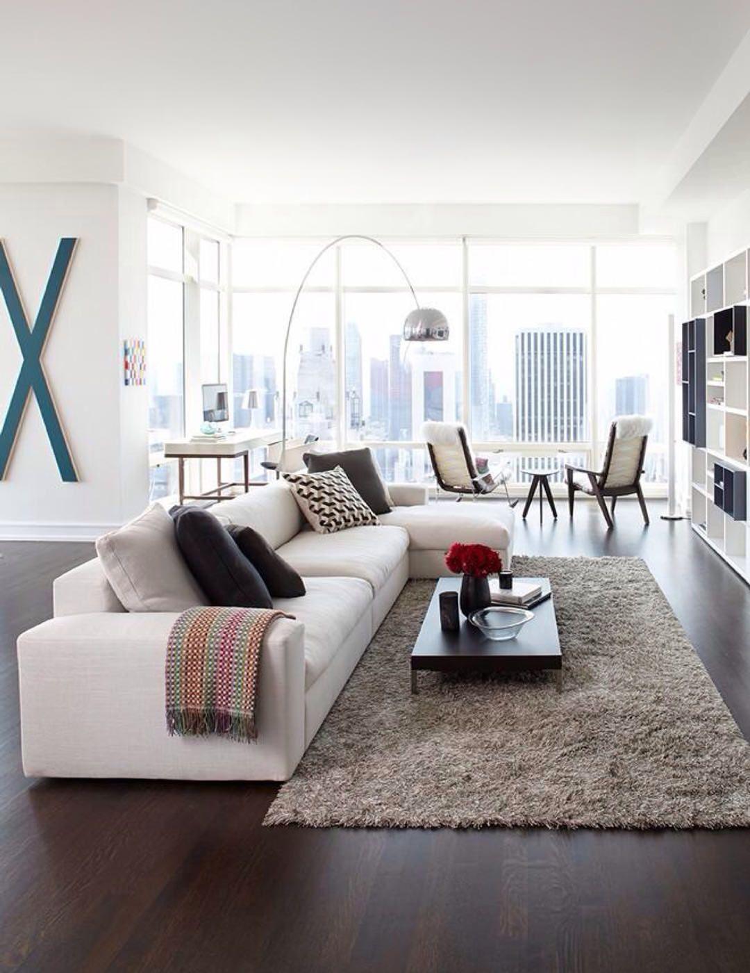Soggiorni moderni • 100 idee e stile per il soggiorno ideale | Case ...