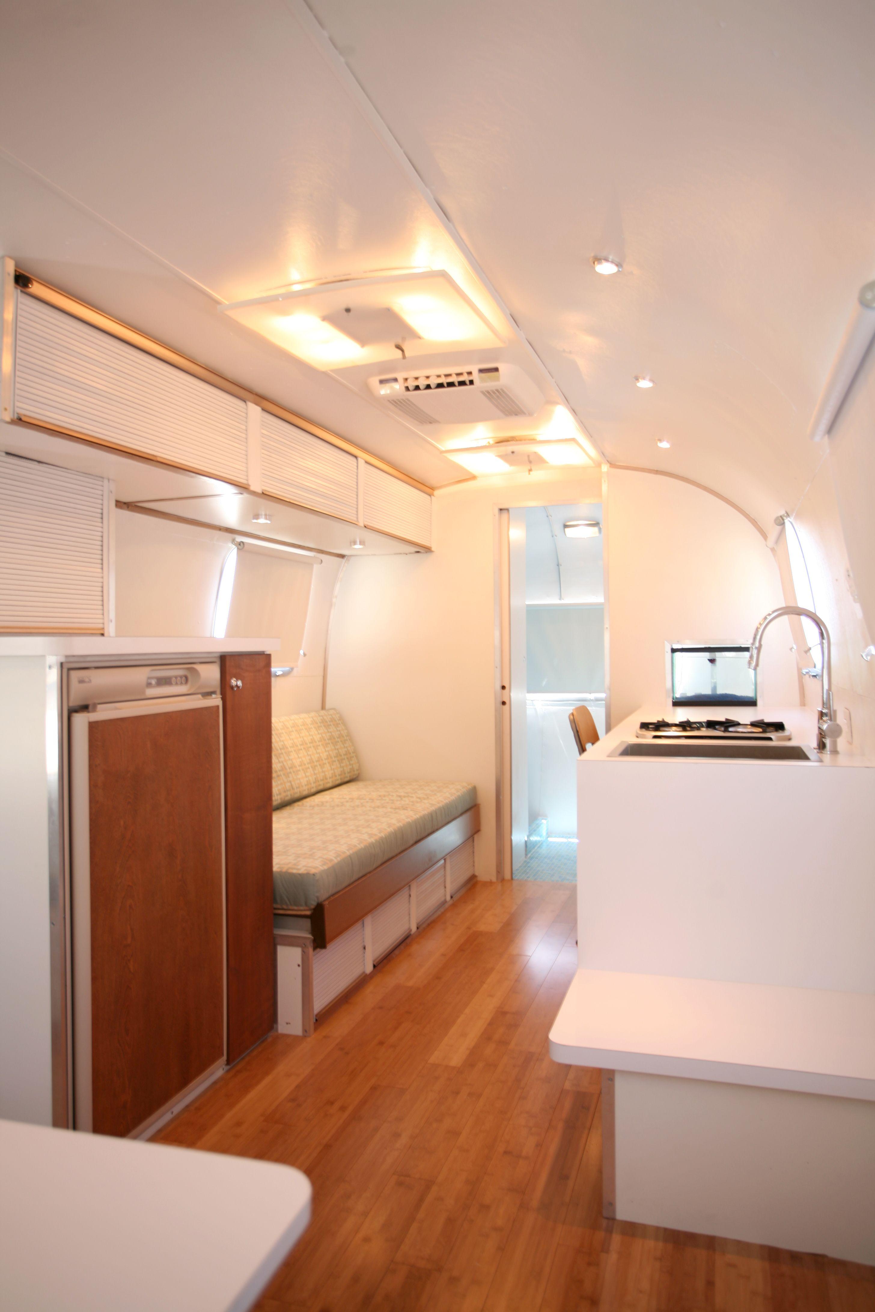 1972 Airstream Tradewind Airstream Trailers Airstream Interior Airstream Living