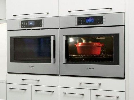 Buy Great Quality Bosch Ovens At Your Budget And Need From Able Appliances In New Zealand Wall Oven Custom Kitchens Single Wall Oven