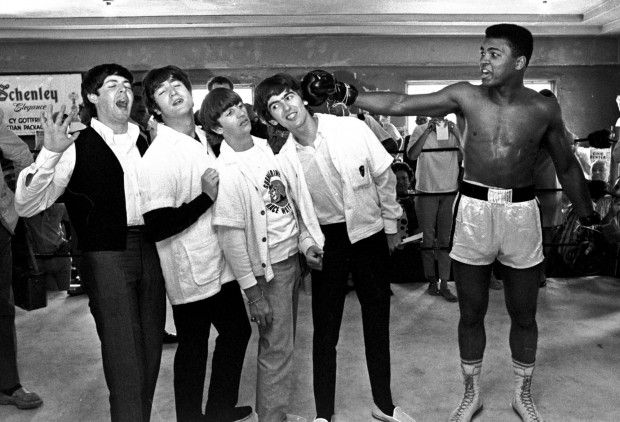 When the World Met Muhammad Ali