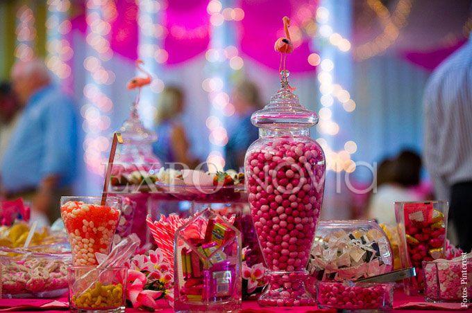 ¿Mesa de dulces o mesa de postres? - Blog ExpoNovia