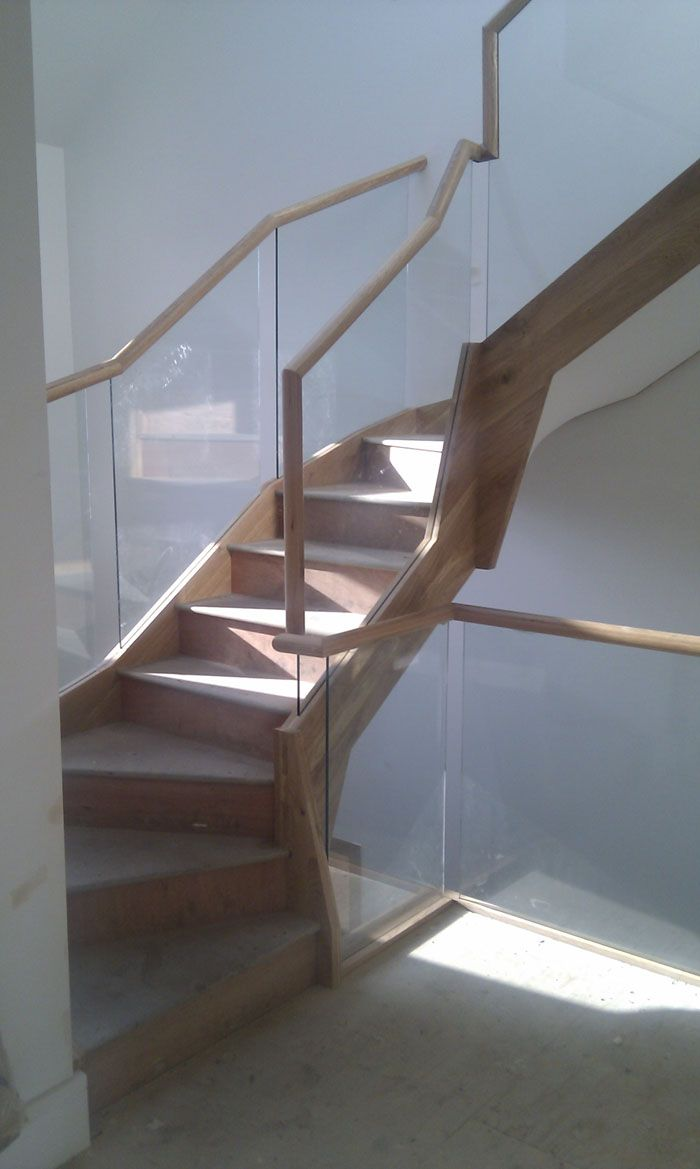 Best Oak Spiral Staircase Brighton Woodcraft And Whatnot 400 x 300