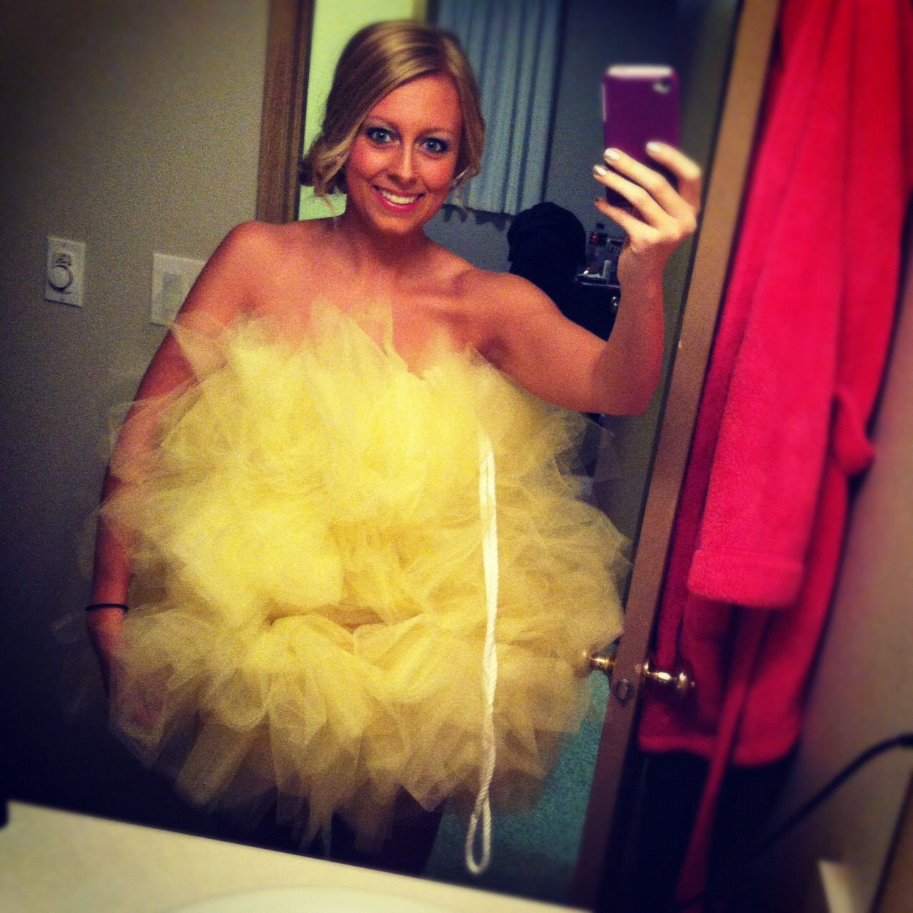 My DIY loofah halloween costume  sc 1 st  Pinterest & My DIY loofah halloween costume | Holidays | Pinterest | Loofah ...