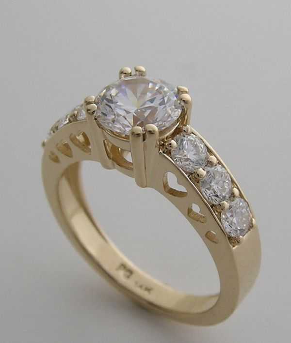 Types Of Ring Settings For Diamonds, Photos