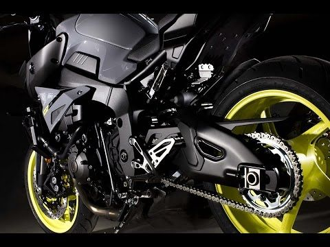 [New MT-10: Ray of Darkness] Yamaha MT- 10 2016 : 998cc , the best naked...