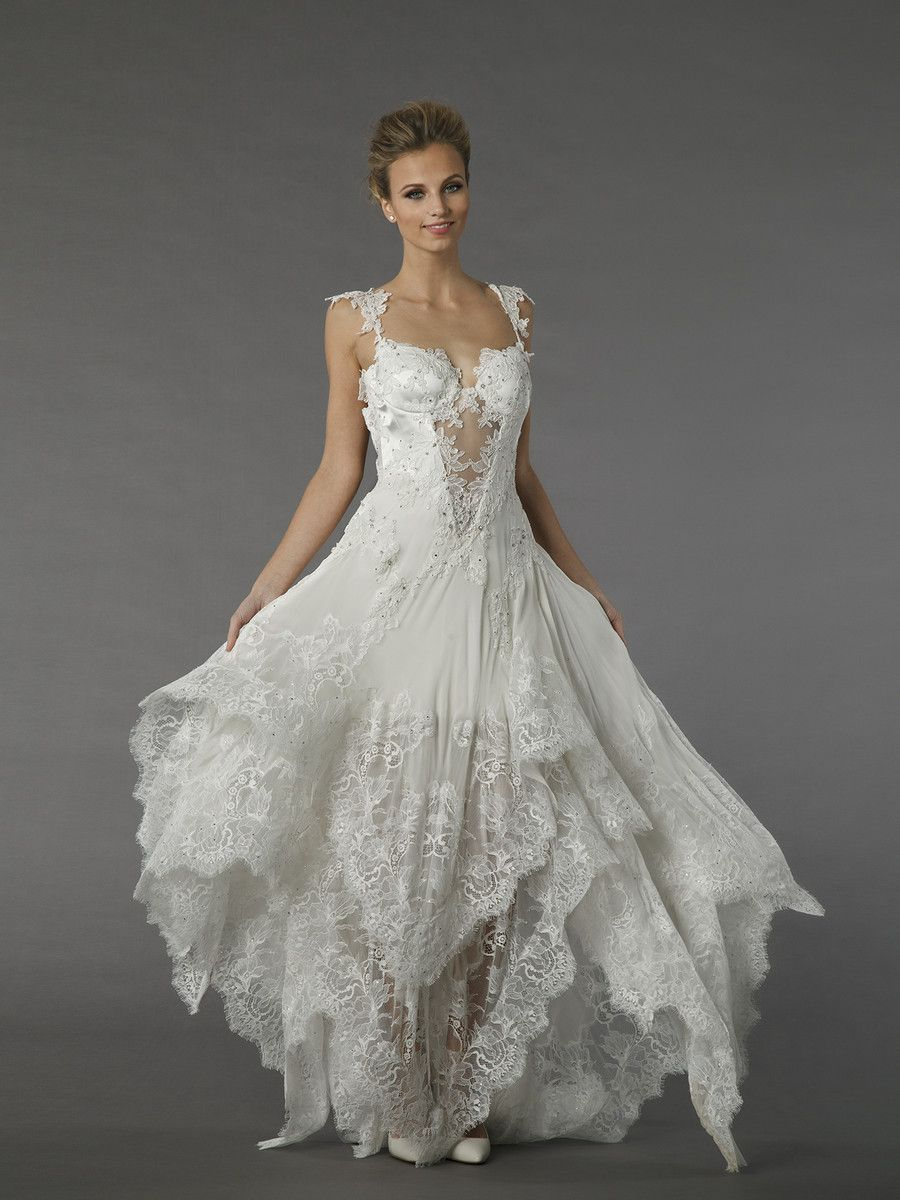 Kleinfeld Collection | More Wedding dresses photos, Sweetheart ...