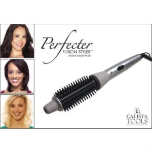 These Are The Kind Of Curls The Perfector By Calista Tools Promised To Deliver I Can Not Get It To Work That Way I Have Trie Fusion Hair Hair Styler One