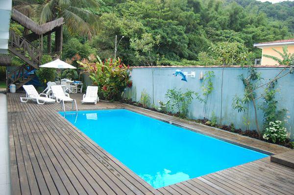 Resultado de imagem para piscina de fibra para quintal for Piscinas p 29 villalba