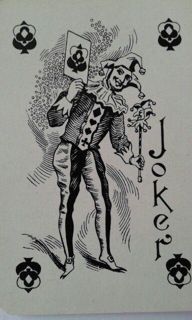 Joker Card Jokers Carte A Jouer Carte Joker Et Cartes
