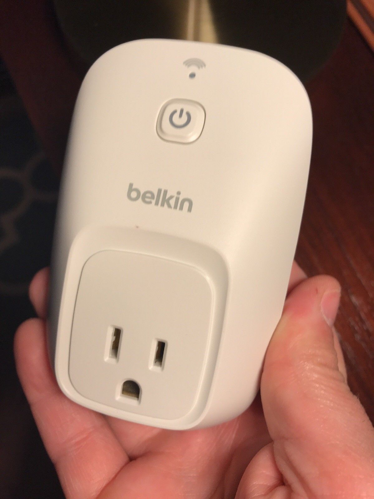 Belkin WeMo Switch Smart Plug Remote Outlet Wi Fi Android IOS Alexa Compatible