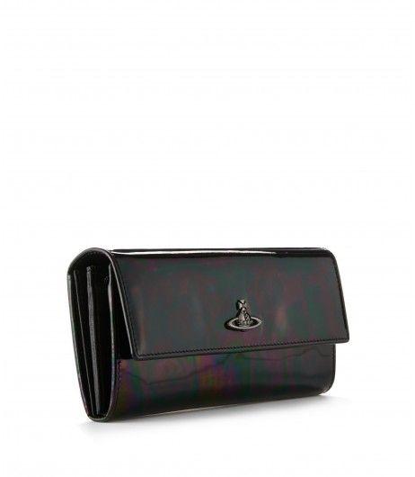 f578bed11c Vivienne Westwood Black Petrol Purse 321148 #Coachella #Festival ...