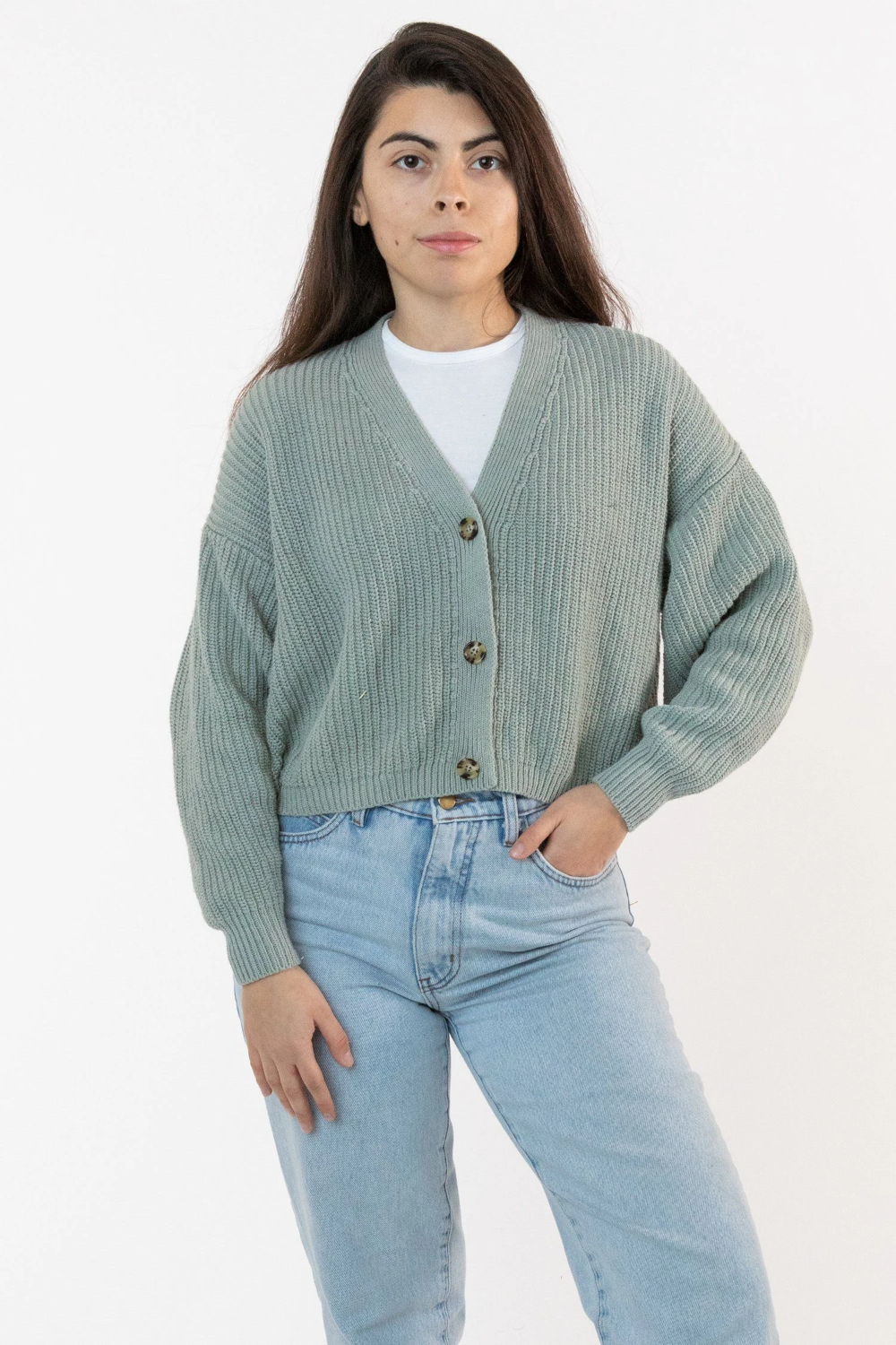 Fm35gd Fisherman Cropped Cardigan In 2020 Cropped Cardigan Cropped Cardigan Outfit Cardigan