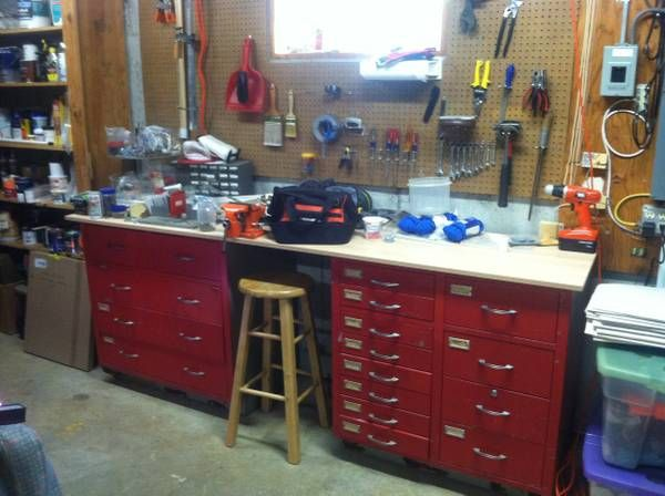 Easy to pull together if you can find the cabinets | I ...