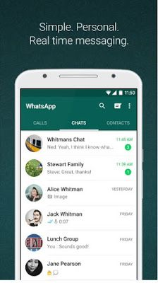 WhatsApp Messenger APK for Android – Mod Apk Free Download