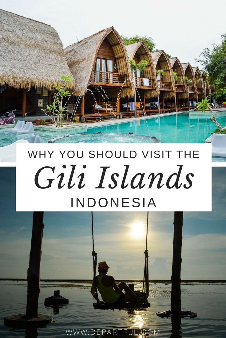 The Gili Islands are magical, but this particular type of magic may not be lasting for long. The trifecta of islands (Gili Trawangan, Gili Air and Gili Meno) offer spectacular beaches, stunning sunsets, and an onslaught of development | indonesia travel t