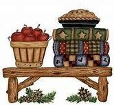 I spy apple pie Kitchen clipart, Sewing patterns free