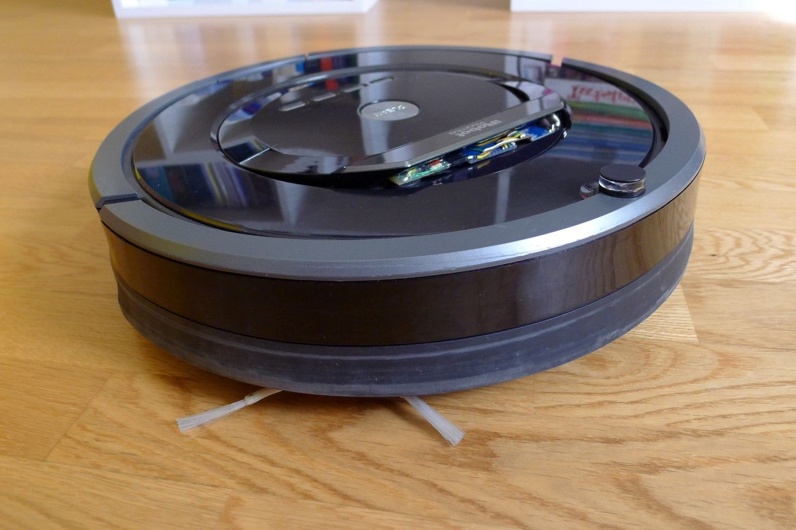 Remotely Control A Roomba With Your Laptop Arduino Robot Vacuum Cleaner Roomba