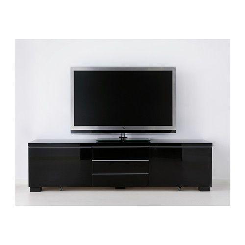 Tv Meubel Zwart Ikea 2016