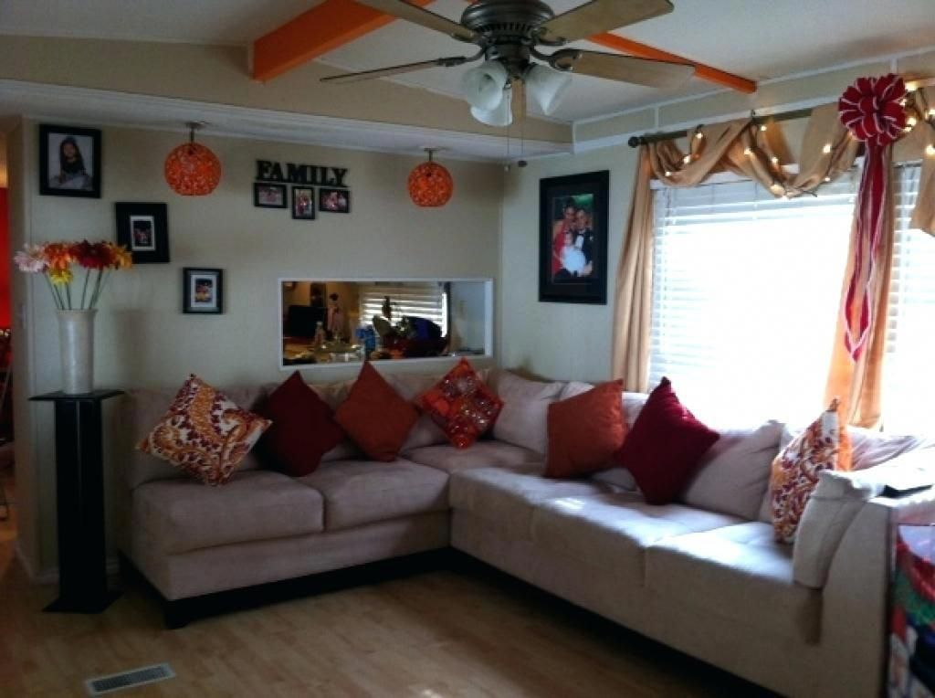 #mobilehomekitchenremodel   Living room remodel, Cheap ...