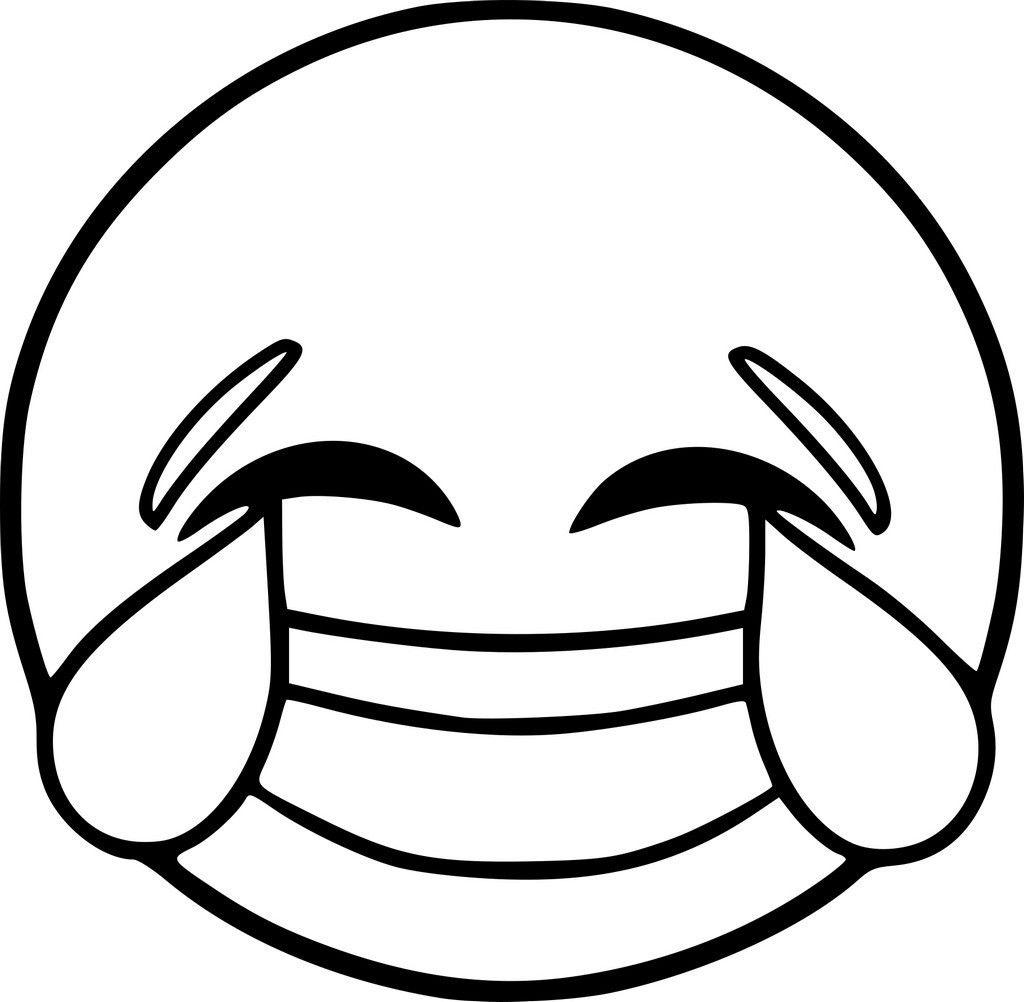 Coloriage De Emoji Emoji Coloring Pages Emoji Drawings Laughing Emoji