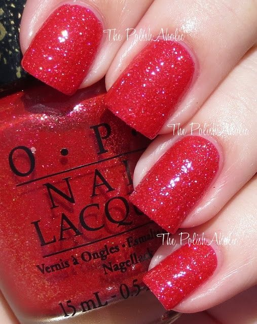 The PolishAholic: OPI Couture de Minnie Collection Magazine Cover Mouse w/ topcoat