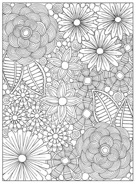 Inkspirations Color Your Way Content Review + Giveaway   Mandalas ...