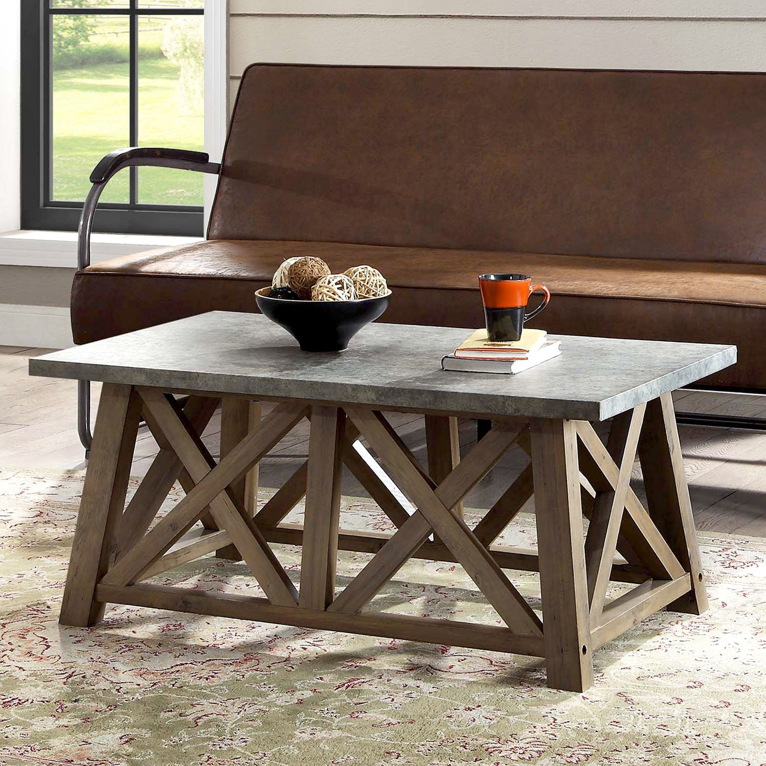Home In 2020 Rustic Coffee Tables Garden Coffee Table Modern