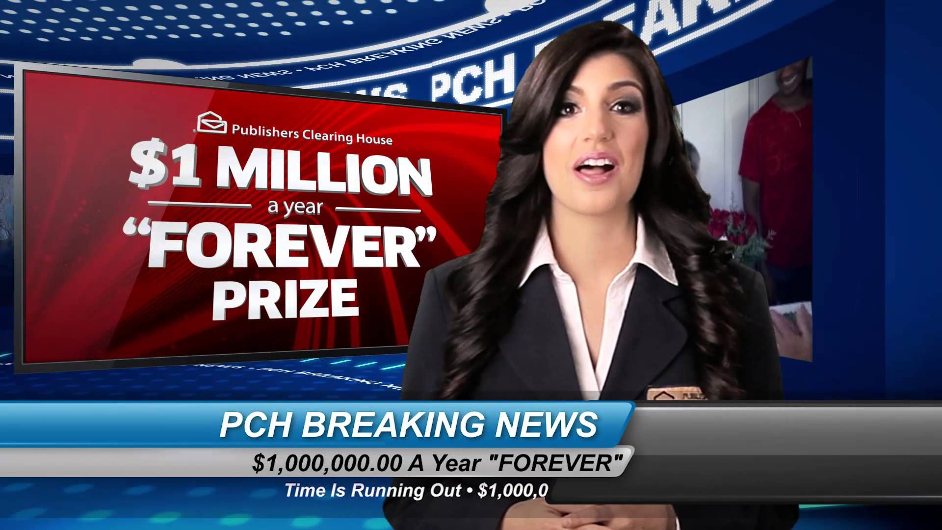 The Last Chance To Enter To Win 1 Million A Year Forever Win For Life Publishers Clearing House Pch