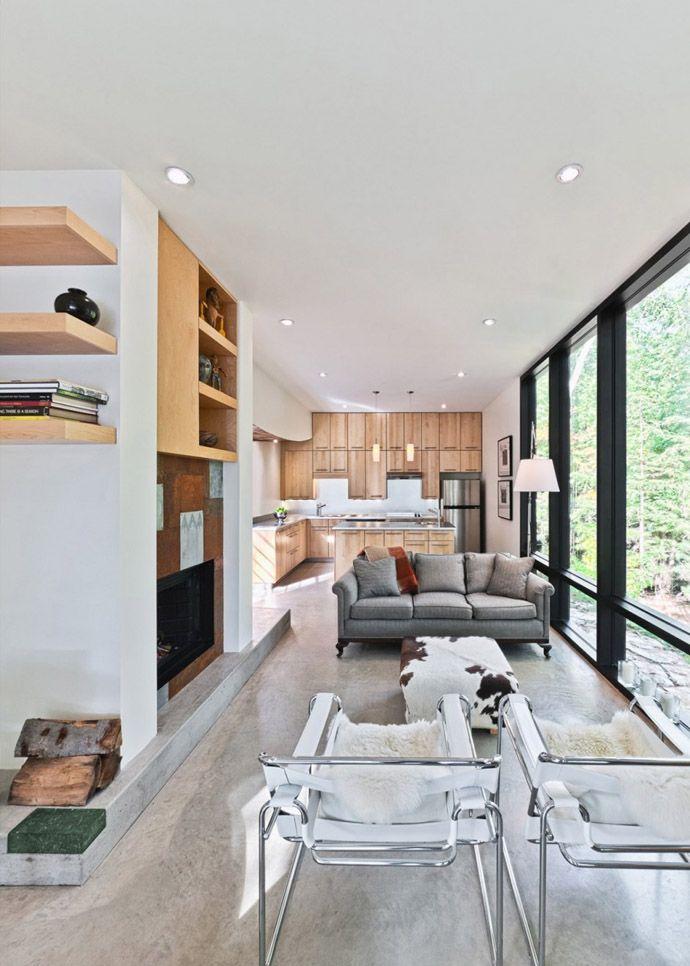 World Of Architecture Modern Interior Design For Small Tiny House Interior Modern Tiny House Modern House Design