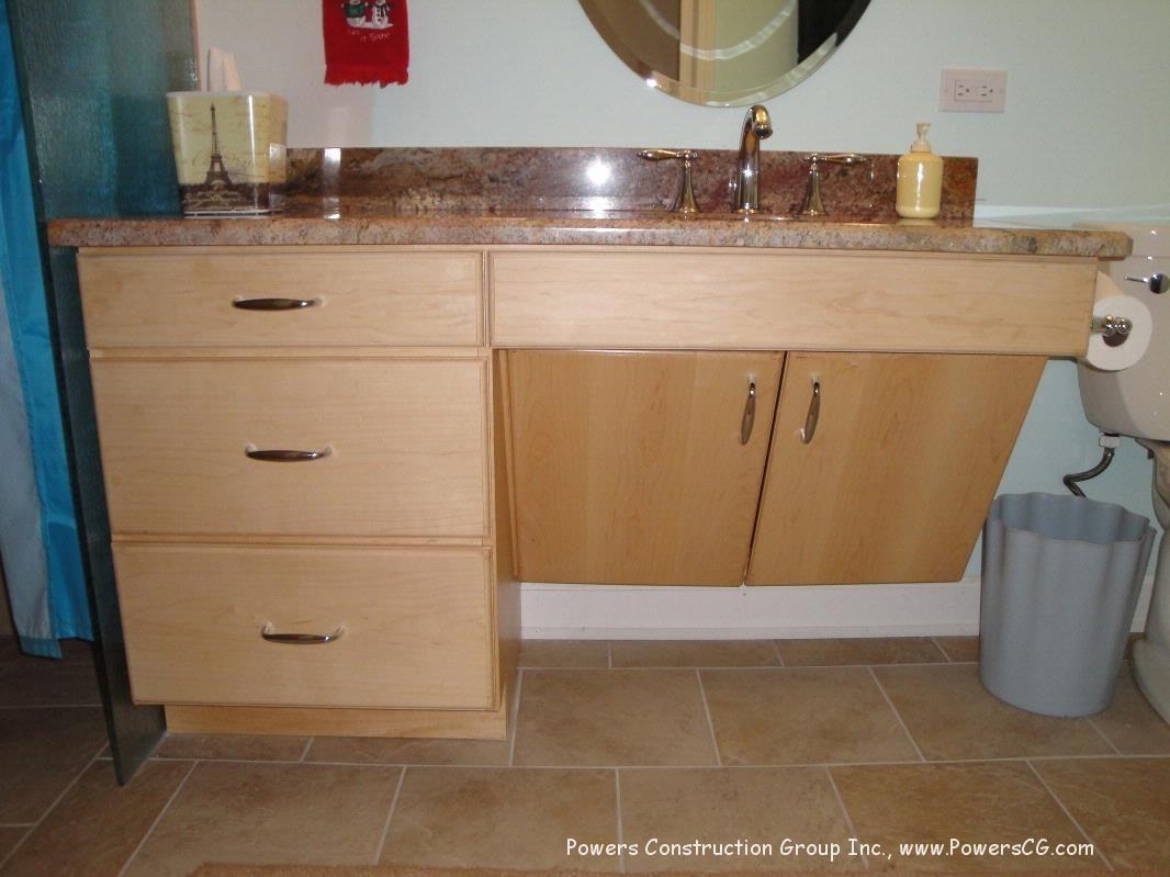 ADA Compliance HISA Bathroom Mods Pinterest Grab Bars - Ada compliant commercial bathroom vanities