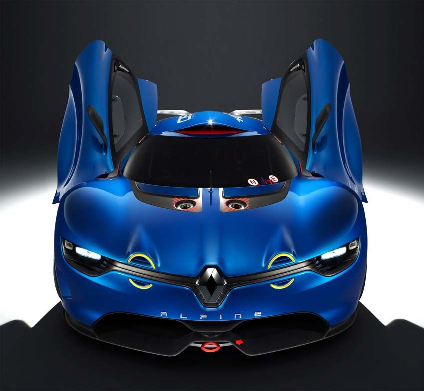 Sports Cars 2015 Renault Alpine A110 50 Supercar: Auto Motor Sport, Coole Autos Und
