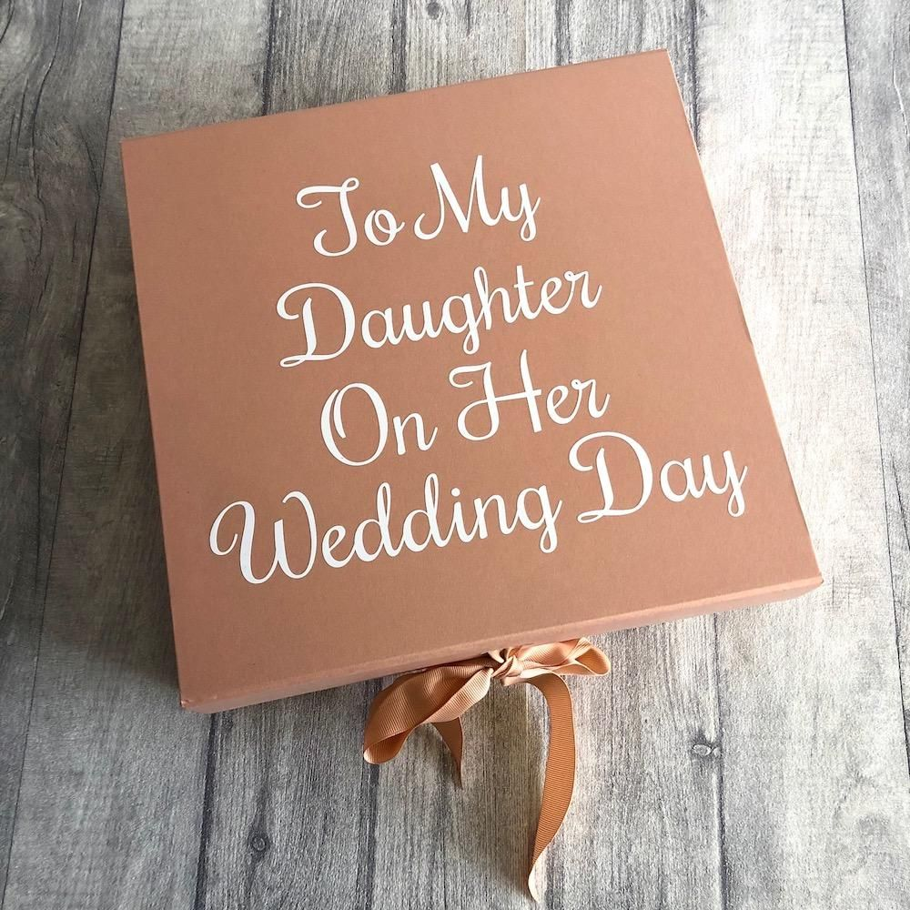 50+ Wedding keepsake box uk info