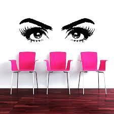 Resultado de imagen para vinilos decorativos para salones de belleza