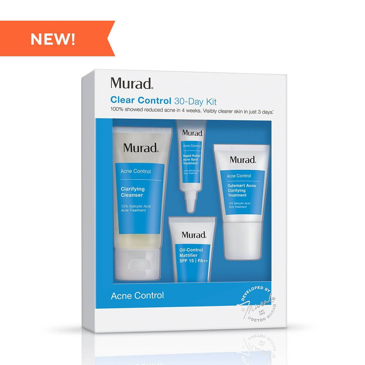 Combo Treatments For Oily Skin And Acne Murad Acne Treatments