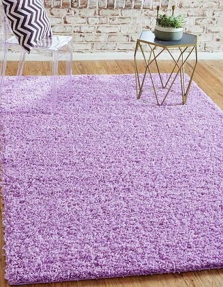 Lavender Area Rug