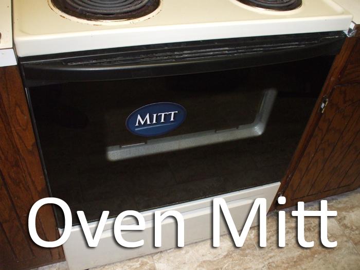 Oven Mitt