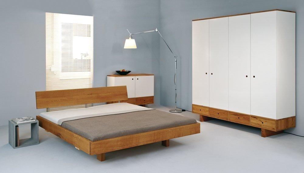 Schlafzimmerschrank Massivholz ~ Komplettes schlafzimmer aus robustem massivholz betten