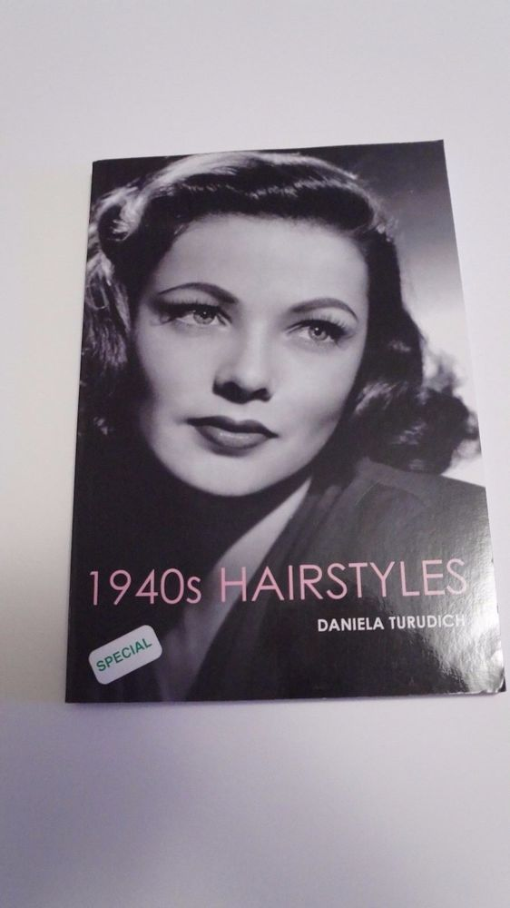 1940s hairstyles 1st edition book