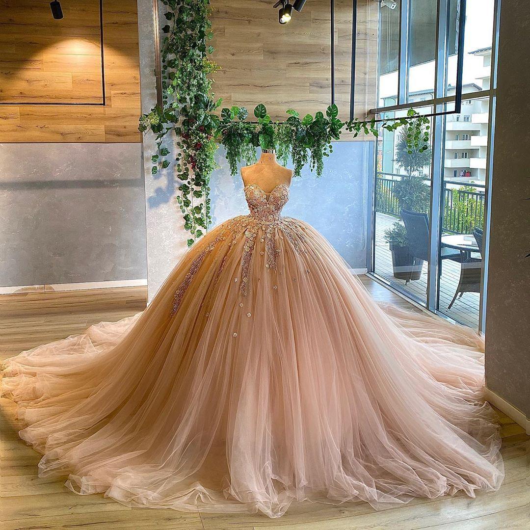 14++ Princess gown ideas