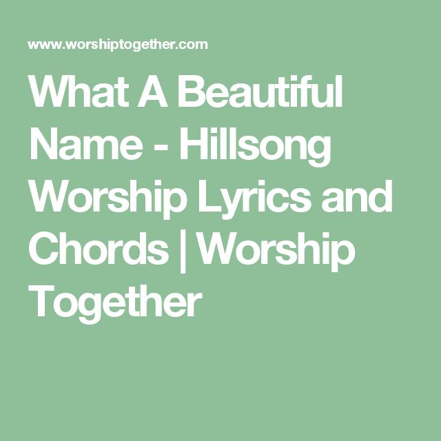 What A Beautiful Name Hillsong Worship Lyrics And Chords Worship Together What A Beautiful Name Worship Lyrics Hillsong,Best Kitchen Appliances 2020