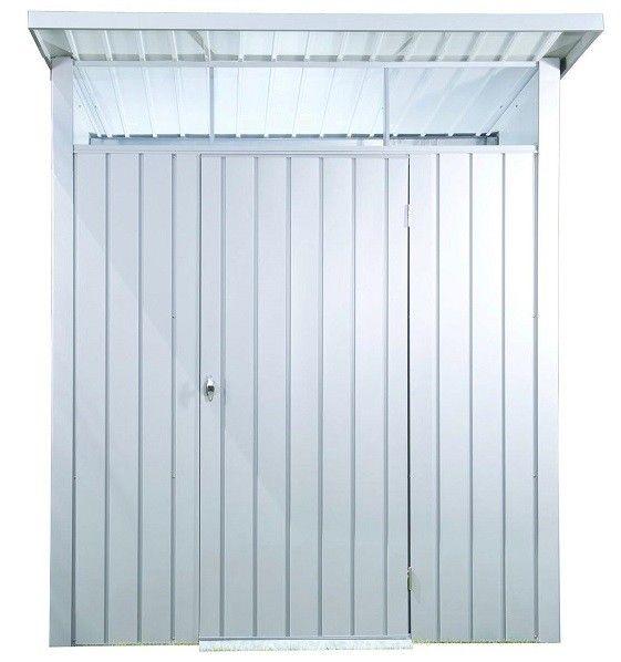 Garden Sheds 6 X 5 duramax palladium 6' x 5' metal shed | high quality metal sheds