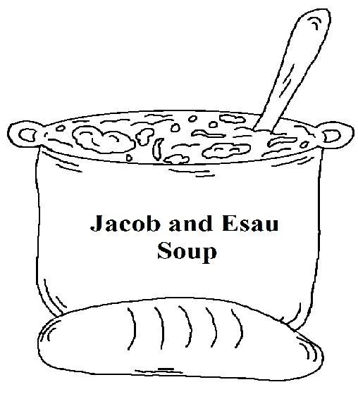 jacob and esau sunday school lesson for preschool kids this jacob and esau lesson plan comes with a coloring page maze snack ideas bible craft ideas