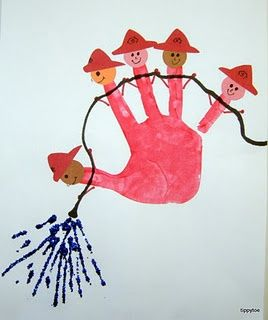 A fun craft for first and second graders.