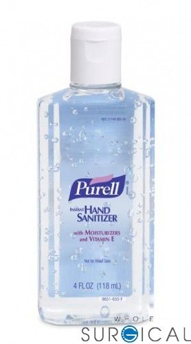 Gojo Purell Hand Sanitizer Original 1 2 Oz Box Of 10 Bottles