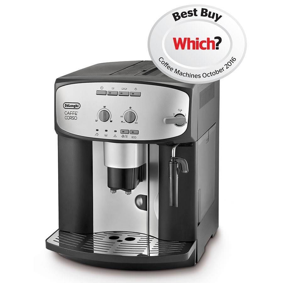 1.8-Litre Black Bean To Cup Automatic Coffee Machine ...