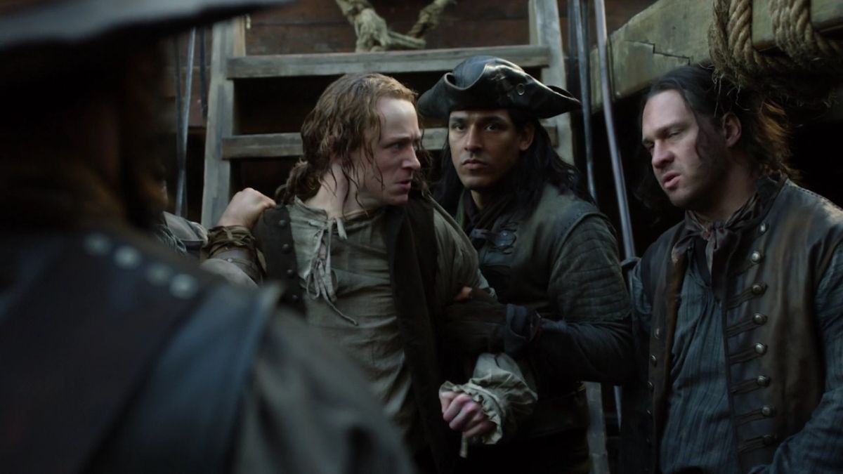 140 Hq Screencaps From The Trailer Of Episode 3 12 Of Outlander The Bakra Outlander Online Outlander Outlander Book Outlander Tv